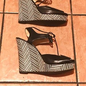 Nine West Shoes - Tribal Wedges
